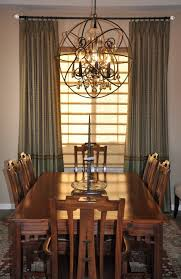 unique wood dining room tables furniture tension curtain rod rods home depot unique caged
