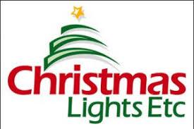 christmas lights etc decorating your home for christmas night