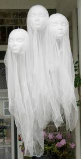 Halloween Ghost Decorations For Trees by 64 Best Diy Halloween Outdoor Decorations For 2017 Halloween