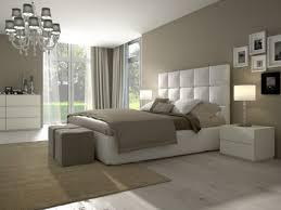 deco chambre lit noir idee deco chambre blanc et taupe decoration blanche peinture couleur
