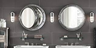 porthole mirrored medicine cabinet royal naval porthole mirrored medicine cabinet from