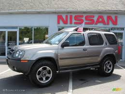 2004 Nissan Xterra Interior 2004 Granite Metallic Nissan Xterra Se Supercharged 4x4 17415239