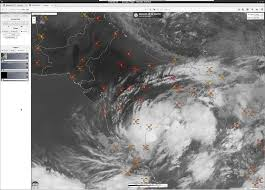 India Satellite Map by Insat 3d Cimss Satellite Blog