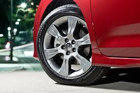 lexus wheels peeling 2015 toyota sienna gets fresh coat of swag