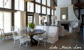 lake home interiors daydreaming lake house in alabama hooked on houses