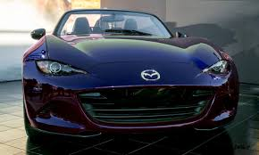 mazda roadster 2016 mazda mx 5 colorizer shows roadster look in 26 new paints