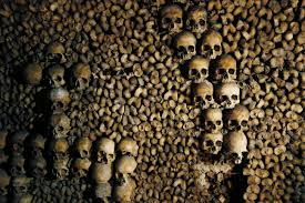 the catacombs of paris underneath the city of light lies a