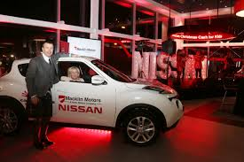 nissan christmas children u0027s charity boosted by macklin motors partnership nissan