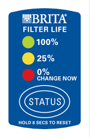 brita filter indicator light not working when how to change a water pitcher filter brita