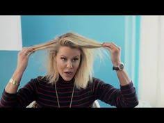 courtney kerrs waves with braids how to youtube hair tutorial what to do with dirty hair kerrently by