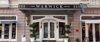 hotels in san francisco union square warwick san francisco