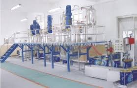 stainless steel paint color mixing machine painting production