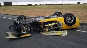 corvette car crash 2011 corvette grand sport destroyed in dui crash top speed