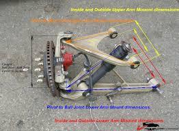 c5 corvette dimensions grafting a c5 rear suspension on c3 page 5 vettemod com