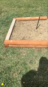 Horseshoe Pit Dimensions Backyard How To Make A Easy Horseshoe Pit Portable Youtube