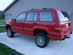 94 jeep grand 1994 jeep grand w 3 5 lift pirate4x4 com 4x4 and