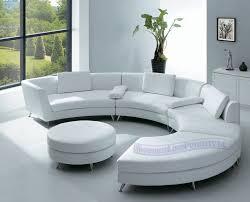 Modern Furniture Sofa Sets Furniture Half White Modern Furniture Leather Sectional