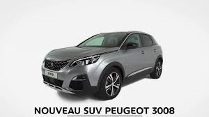 peugeot suv peugeot 3008 car play app youtube