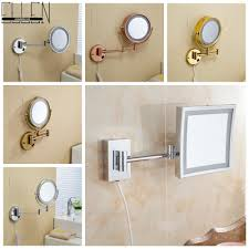 online get cheap bathroom wall mirror led frame aliexpress com