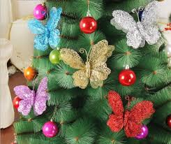 butterfly tree ornaments home design inspirations