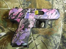 hi point pink cammo cf380 pistol 380 acp combat sights 8 round