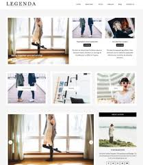 photography blogger templates 2017 free download