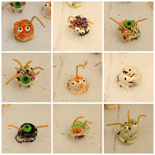 Halloween Monster Cake by Monster Cake Balls Diary Of A Recipe Collector