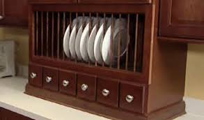 Plate Holders For Cabinets by Cool Kitchen Tricks Today U0027s Homeowner With Danny Lipford