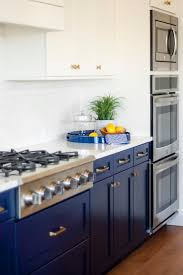 Blue Home Decor Ideas Best 25 Blue Kitchen Cupboards Ideas On Pinterest Navy Kitchen