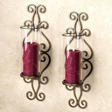 Tealight Wall Sconce Tea Light Candle Wall Sconces Tea Light Candle Wall Sconces