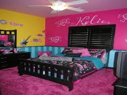 Bedroom Ideas With Purple Black And White Bedroom Ideas For Teenage Girls With Medium Sized Rooms Interior