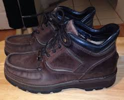 s rockport xcs boots rockport xcs waterproof hydro shield leather s ankle hiking