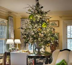 small tabletop tree ideas decorated trees artificial