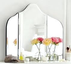 tri fold mirror bathroom cabinet tri fold mirror bathroom cabinet dressing mirrors my furniture w 1
