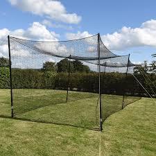 amazon com fortress 55 u0027 ultimate baseball batting cage net