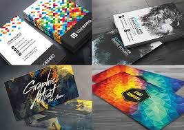 Photoshop Template Business Card 15 Creative Business Card Templates U2014with Unique Designs