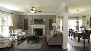 Eastwood Homes Raleigh Floor Plan New Homes In Concord North Carolina Youtube