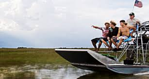 fan boat tours miami airboats