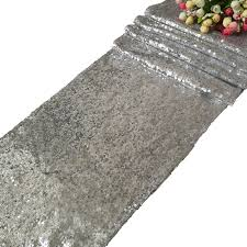 silver sequin table runner 5 pack gold silver glitter sequin table runners 12 x108 inch sparkly