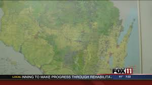 Map Of Wisconsin by New State Map Of Wisconsin Takes Shape Youtube