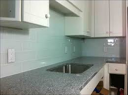 kitchen gold backsplash cobalt blue subway tile blue gray subway
