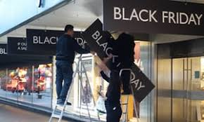 uk black friday uk retailers hope cyber monday pays off after flat footed black
