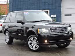 land rover usa used 2010 land rover range rover hse lux at auto house usa saugus