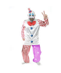 Captain Halloween Costume Captain Spaulding Movie Halloween Costume Men Costumes