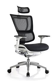 Black And White Chair by Ioo All Mesh And Fabric Mesh Combo Eurotech