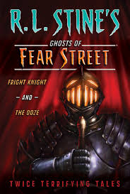 fright knight ooze book stine official