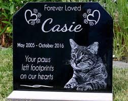 grave marker pet grave markers etsy
