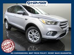 Ford Escape Body Styles - new vehicle lease and finance offers in madison wi kayser ford