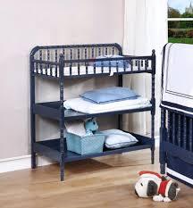 shermag jenny lind changer navy blue babies