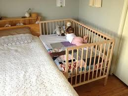 Side Crib For Bed Attach To Bed Bassinet Crib With Bassinet Attachment Crib Side Bed